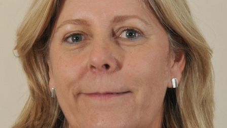 Jackie Tritton of the Peace Hospice, Watford