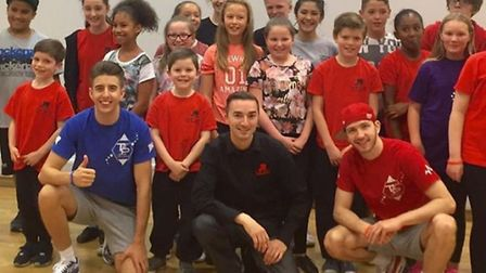 Top Hat Stage School's new dance classes are now running every Saturday.