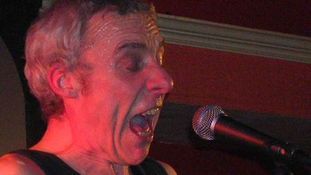 TV Smith will be appearing at the anti-austerity gig at Hitchin's Club 85