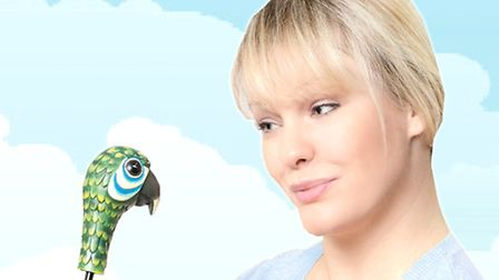 Stevenage singer Aimi Percival brings her Truly Andrews show to the Gordon Craig Theatre in October