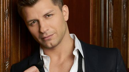 Former Strictly Come Dancing winner Pasha Kovalev is coming to the Gordon Craig Theatre in 2016