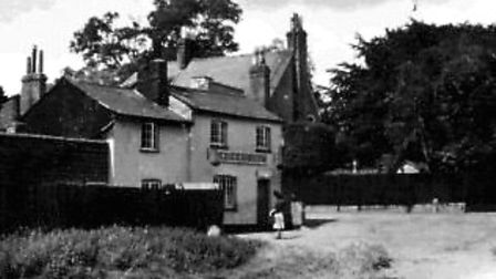 The Windmill in the 1950s