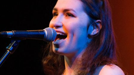 Izzy Doncaster features in the North Herts Youth Jazz Christmas concert at Benslow Music