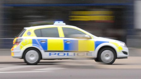 Two break-ins happened yesterday on the same Hitchin road