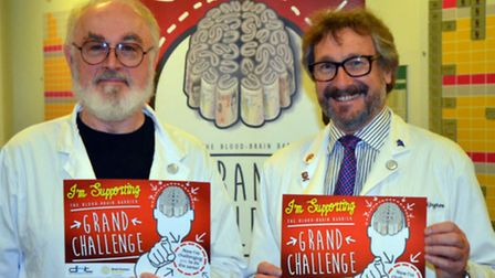 Hitchin's Dr Hadwen Trust (DHT) has launched an appeal to raise £180,000 to fund a brain tumour rese