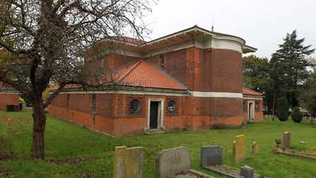 St Martin's today.