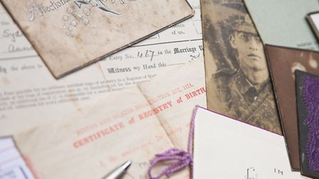 Tracing your family history is a popular pastime