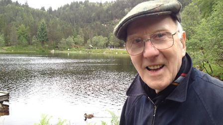 Gordon Wilson has gone missing and may have been last seen in Sible Hedingham.