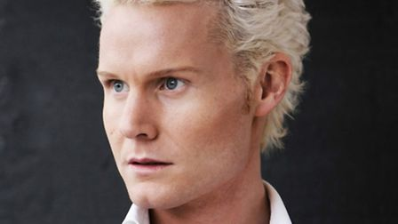 Classic star Rhydian appears at the Gordon Craig Theatre
