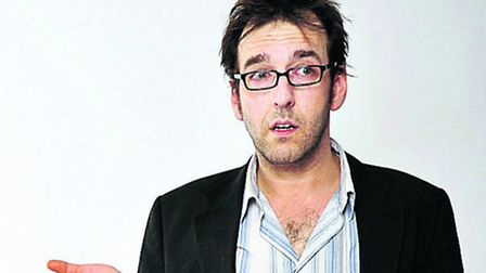 John Gordillo appears as the Lastminute comedy club in Hitchin