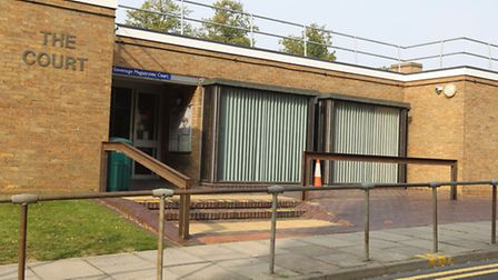 The firm was fined nearly £3,000 for fly-tipping at Stevenage Magistrates' Court.
