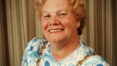 Former Stevenage mayor and long-standing Labour councillor Hilda Lawrence died on Friday.