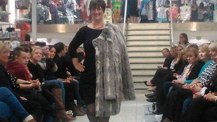The Saffron Walden Slimming World fashion show in association with M&Co