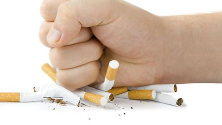 Giving up smoking could help lift people out of poverty, says Herts County Council