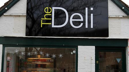 The Deli in The Wynd.
