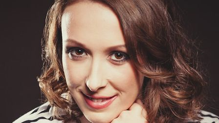 Local pianist Alicia Chaffey is the soloist with Hitchin Symphony Orchestra