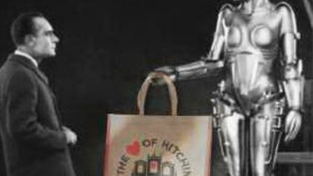 What a carry on: the 21st-century Heart of Hitchin bag, another project raising funds for church res