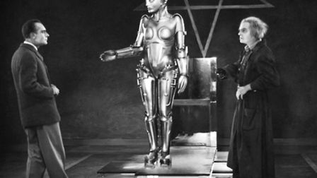 Fritz Lang's Metropolis will be screened at Hitchin's St Mary's Church to raise funds to preserve th
