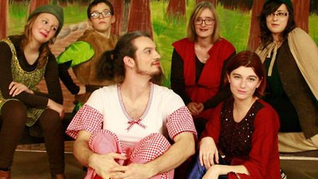 Robin Hood is the 2015 panto by the Meppershall Players