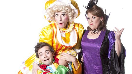 Sleeping Beauty is this year's Gordon Craig Theatre pantomime in Stevenage
