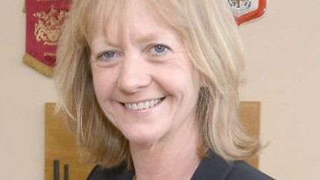 Councillor Jane Gray, who is responsible for leisure at North Herts District Council.