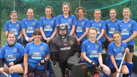 Blueharts Hockey Club Ladies 2nds