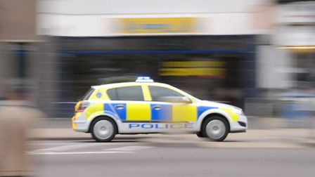 A Letchworth cyclist has told of his hit and run shock as police hunt the motorist.