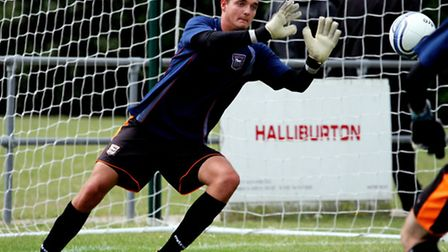 Stevenage have signed keeper Michael Crowe on loan from Ipswich Town