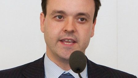Stevenage MP Stephen McPartland was one of seven Conservative MPs to vote against air strikes in Syr