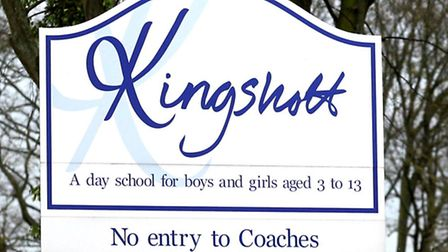 Kingshott School in Hitchin was defrauded out of £240,000 by somone pretending to be from the constr