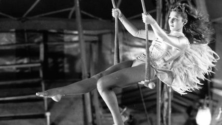 Wings of Desire is showing in Hitchin as the final film in the Love season