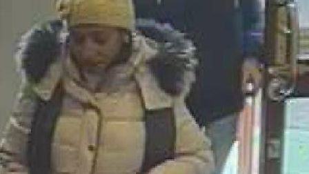 Police launch a CCTV appeal following theft in Hitchin