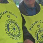 Rotary clubs in Hitchin are laying on the coffee on Saturday morning