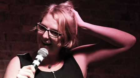 Comedian Robyn Perkins is on the bill at The Forum in Stevenage in February