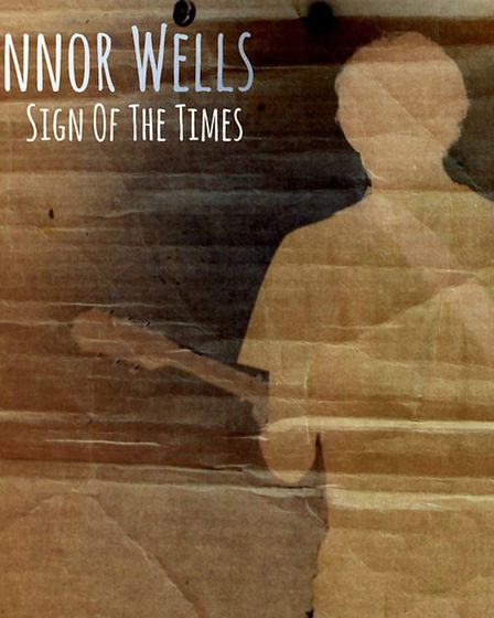 Stevenage singer songwriter Connor Wells will release his second album in April, with this single co