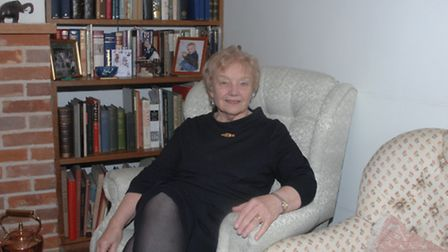 Sybil King, who has been awarded a BEM