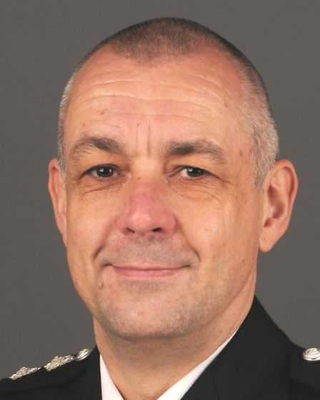 Chief Inspector Steve O'Keeffe is the new head of special constabulary in Herts