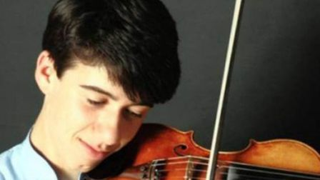 Emmanuel Bach and his mother Jenny Stern are performing at Benslow Music in a lunchtime concert