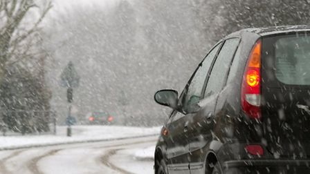 Snow and ice set for Uttlesford. Photo: Getty Images/Hemera
