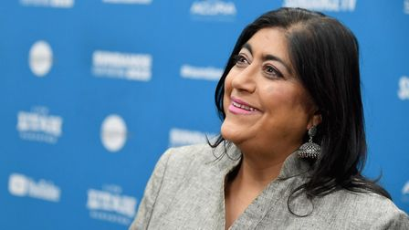 Gurinder Chadha, director of 'Blinded By The Light'. Picture: Getty Images