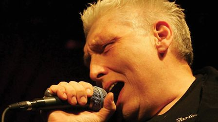 Chris Farlowe appears at the Gordon Craig Theatre in March