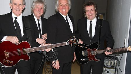 Herman's Hermits appear at the Gordon Craig Theatre in Stevenage in March