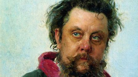 Music by Mussorgsky is on the programme for this weekend's Stevenage Symphony Orchestra concert in K