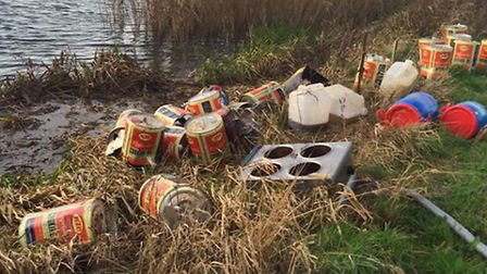 Flytipping can be a real headache for rural businesses
