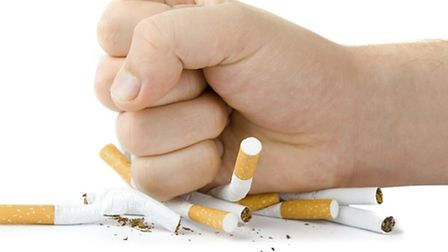 There's help on hand if you want to quit smoking in Herts