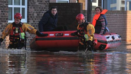 Many areas in the north of England have been badly affected by flooding