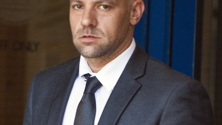 PC Simon Salway has been sentenced to three years in jail after being found guilty of manipulating c
