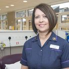 East and North Herts NHSm Trust deputy director of nursing Liz Lees gets an MBE in the New Year Hono