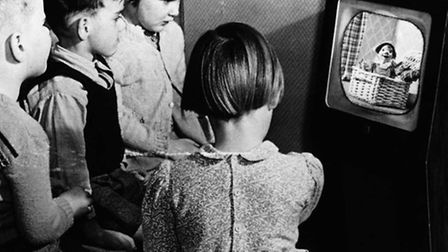 There are only seven black and white TV licences still registered in Stevenage