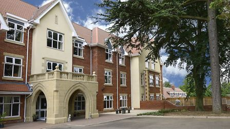 Foxholes Care Home in Hitchin has been rated by the CQC as requires improvement at its latest inspec